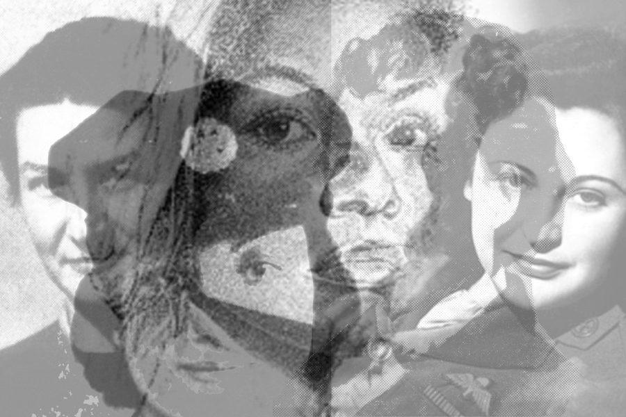 The Thrilling Adventures of Five Female Spies