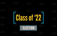 Class of '22 Election Speeches