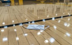Mask breaks during gym class can be problematic if students do not properly socially distance.