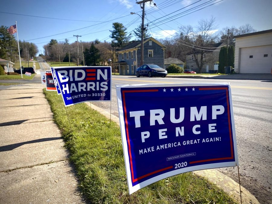 It+was+hardly+a+surprise%2C+especially+with+high+voter+turnout%2C+that+President+Trump+won+the+small+rural+town+of+Shanksville%2C+PA+by+a+landslide+yesterday.