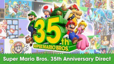 35 Years of Mario