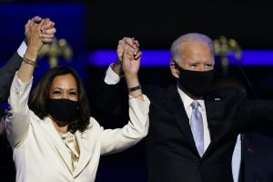 President-elect Joe Biden and Vice President-elect Kamala Harris gave victory speeches on the evening of November 7th after all major news networks projected Pennsylavnia for the Democrats.