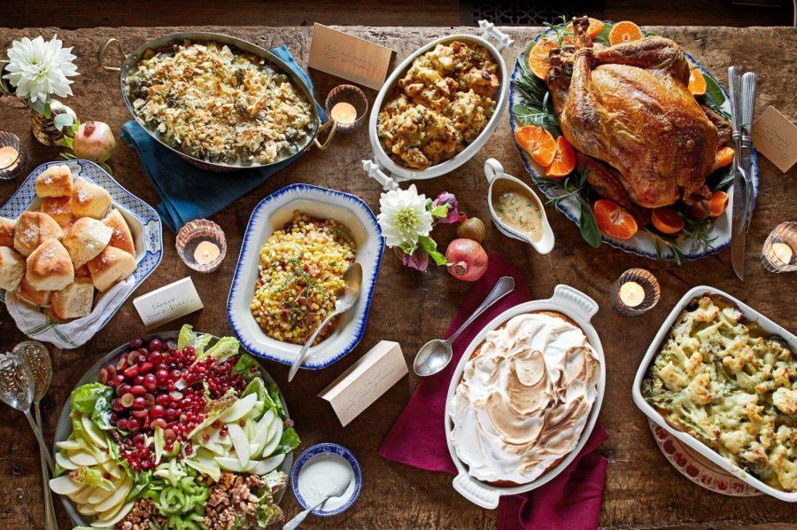 Favorite Thanksgiving Foods
