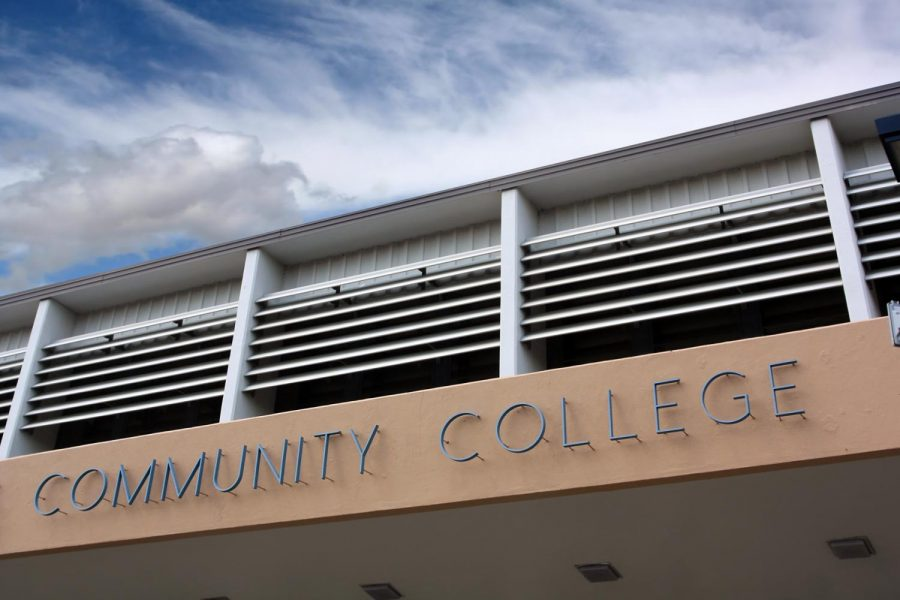 Community colleges offer great educations for a fraction of the cost of attending a university.