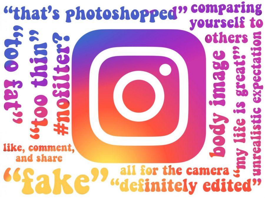 The Unrealistic Realities Of Instagram