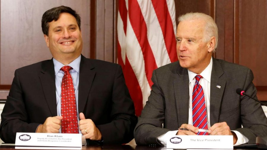 President-elect Joe Biden has begun to name his cabinet, which includes Ron Klain as Chief of Staff.