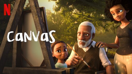 Canvas's three characters, representing three generations of a family, come together in a time of grief.