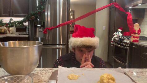 Nolan Bakes Cookies