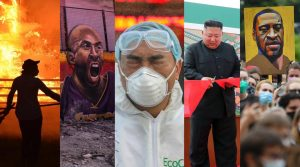 From wildfires to COVID vaccines, anything that could happen DID happen in 2020.