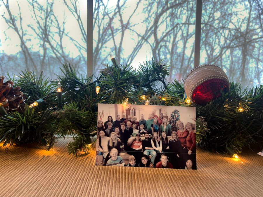 Large family gatherings may not characterize this year's holidays, but their absence can prompt us to cherish our memories and to look forward all the more to meeting again.