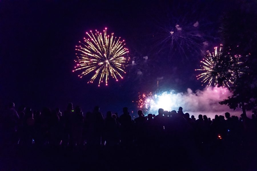 Fireworks are a common New Year's tradition, but the uncommon traditions are can get rather odd.