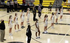 The girls' basketball team is preparing for a unique but exciting season.