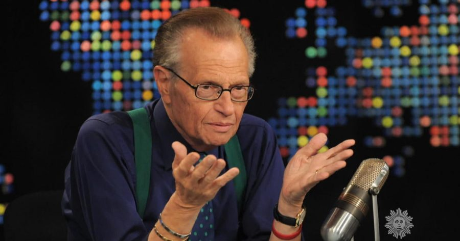Larry King will go down as one of the most influential and talented broadcasters of all time.