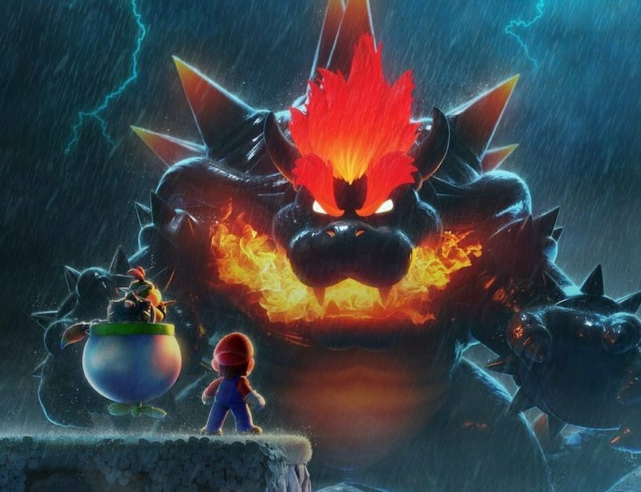 Mario takes on his greatest enemy in his most formidable form yet.