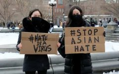 As anti-Asian racism has risen significantly since the beginning of the pandemic, many have protested against Asian hate.