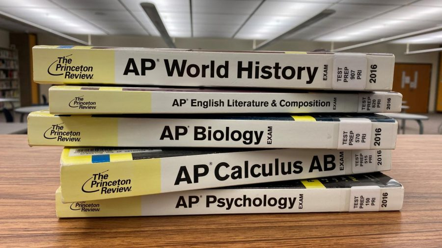 AP prep books may be in especially high demand this year, as students prepare for an entirely new exam administration.