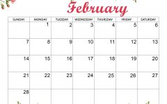 The shortest month of the year has many noteworthy days.