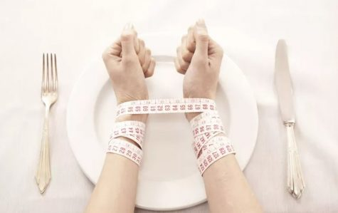 People who suffer from eating disorders often feel trapped inside their constant desire to obtain a certain body weight and shape.