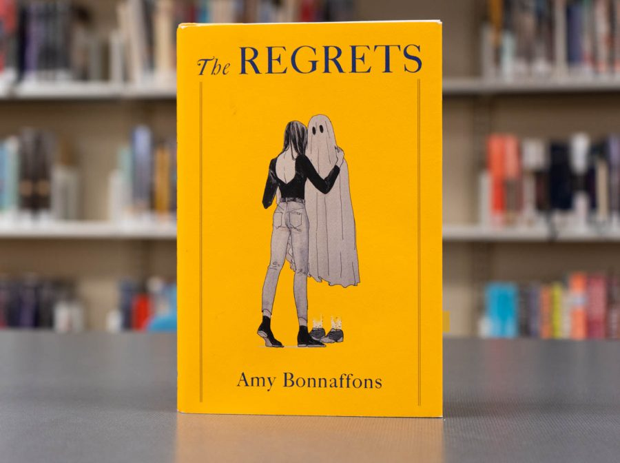The+Regrets+is+a+romance+novel+that+defies+the+expectations+of+the+genre.