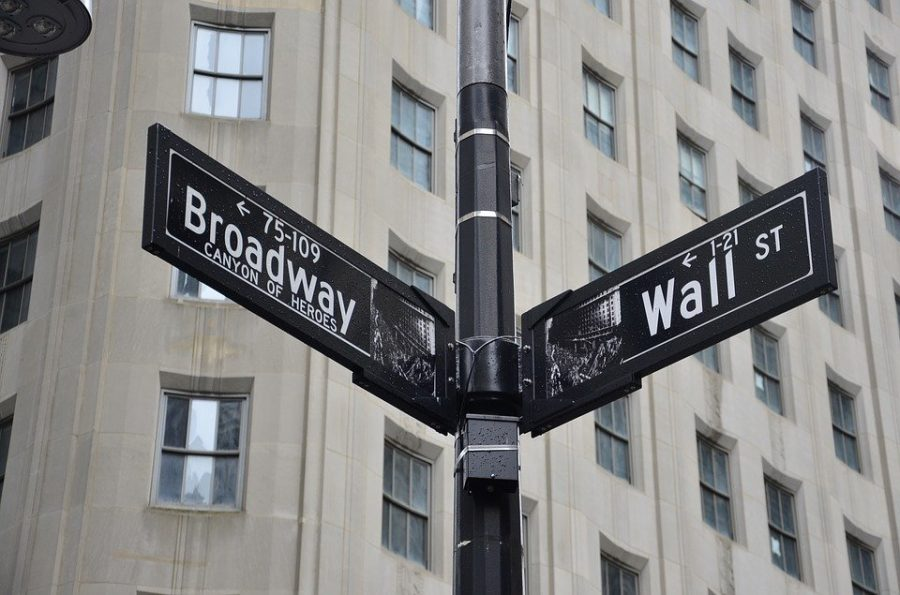 Wall Street was particularly busy last Wednesday.