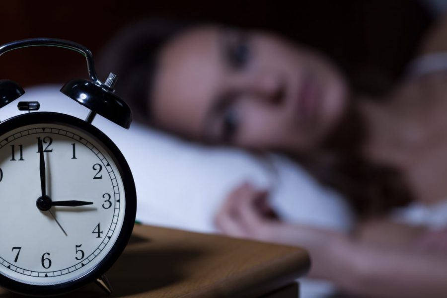 50-70 million Americans suffer from a sleeping disorder.