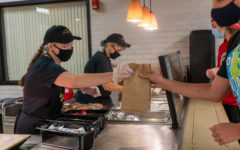 The district hopes that the new plant-based lunches will help increase student productivity.