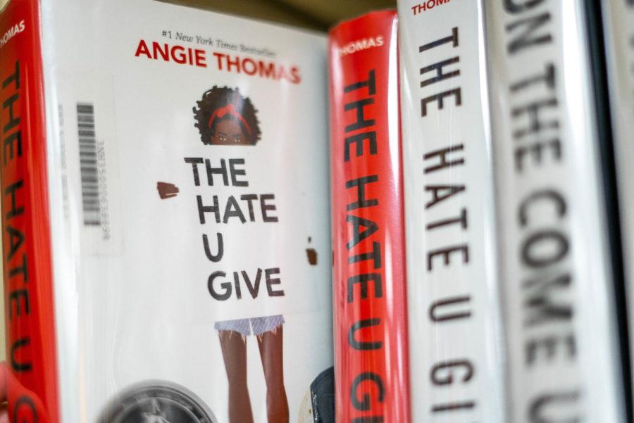 Angie Thomas's novel