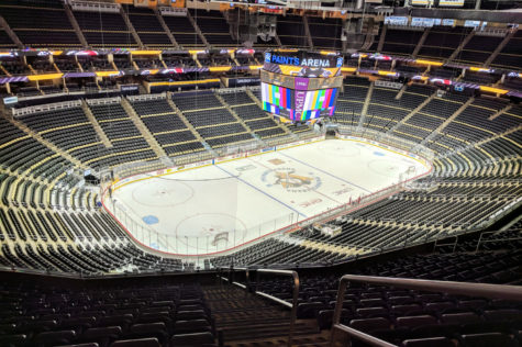 PPG Paints Arena is currently operating at 25% capacity, giving fans the opportunity to attend games for the first time in a year.
