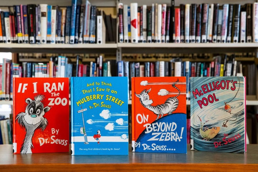 Six of Dr. Seuss's books will no longer be published.