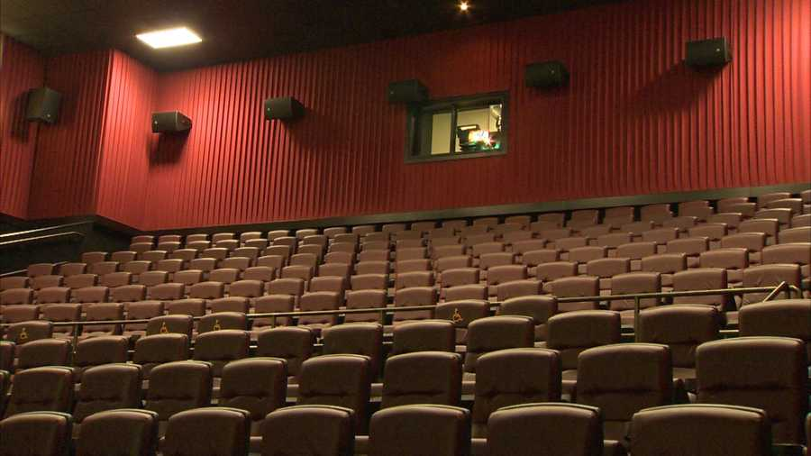 Since last year, movie theaters are no longer crowded with excited movie-goers.