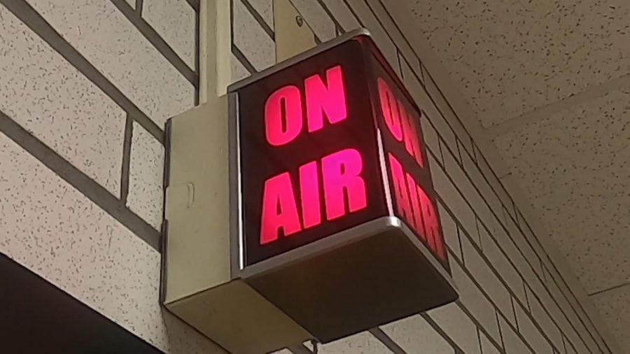 on air still