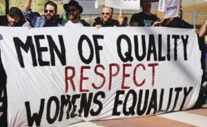 Protests for women's equality help to bring light to the issues women face.