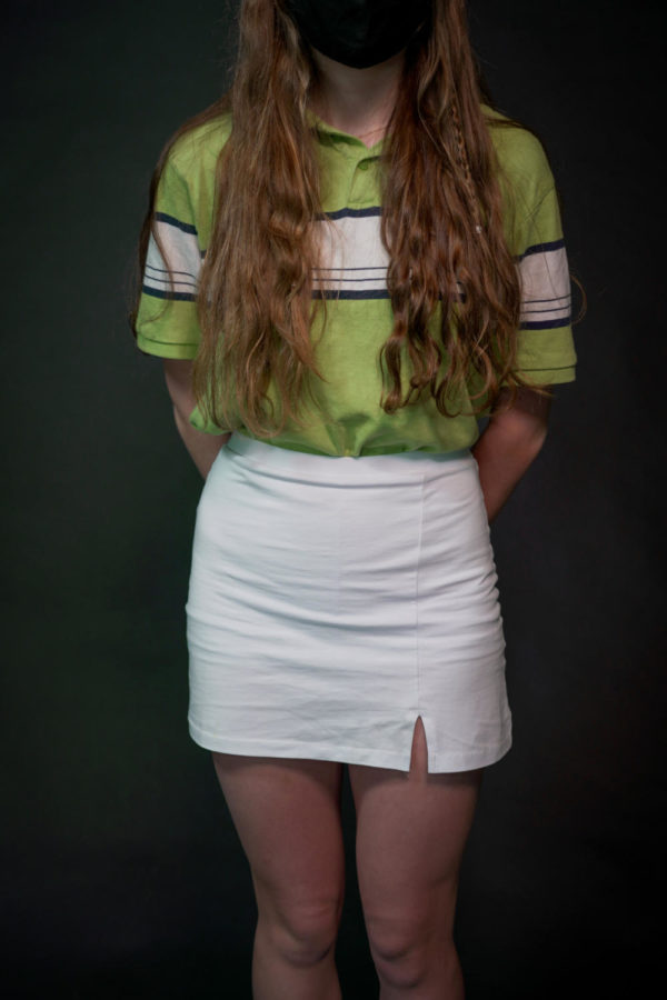 Some fashion trends have carried over from the fall and winter months. One of these, the polo skirt, remains popular into the 2021 spring season.