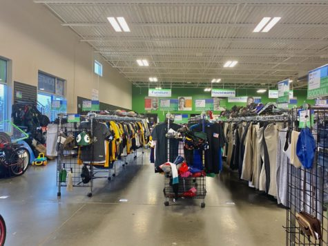 Local thrift shops around PA accessible and cost efficient.
