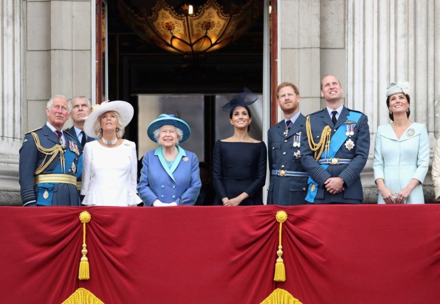 The current royal family appears to be a perfect institution on the outside, but there are significant problems within.