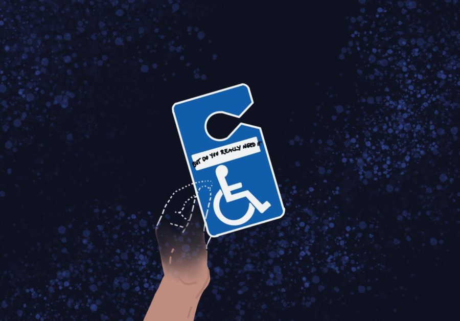 People with invisible disabilities are often questioned about the legitimacy of their condition.