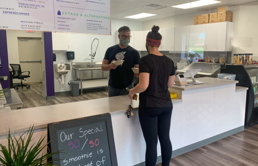 The Spot Pittsburgh's second location in Wexford offers acai bowls, smoothies, and coffee.