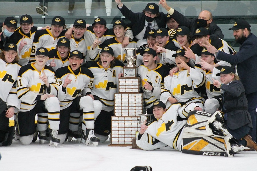 The Tigers gathered around the Penguin Cup for the fourth time.