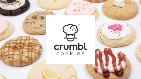 Crumbl Cookies sell their mouth watering cookies in store and even offers delivery, curbside pickup, and nationwide shipping.
