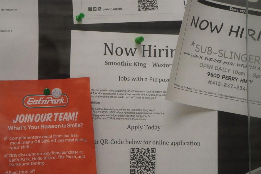 New jobs lead to new opportunities