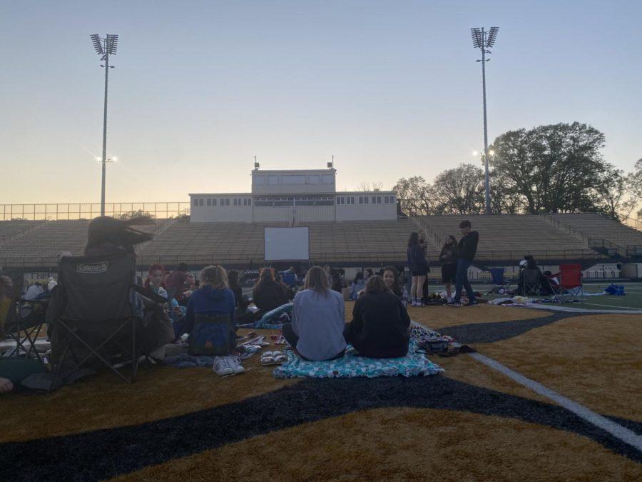 NASH Student Council Movie Night