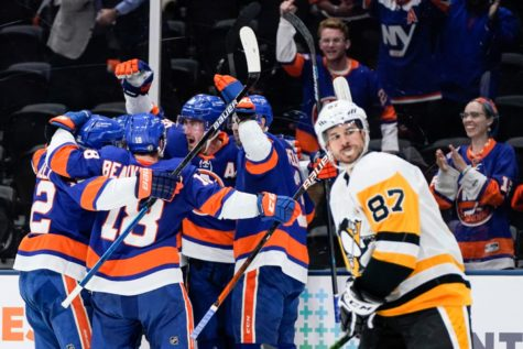 The New York Islanders defeated the Penguins in Game 6 on Wednesday.