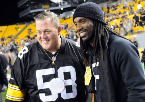 Actor and comedian Billy Gardell has been a Pittsburgh Steeler fan his entire life.