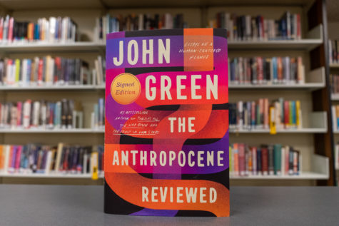 """Green reviews various """"facets of the human-centered planet"""" in his first nonfiction book."""