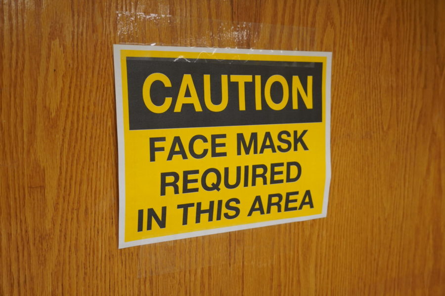While some students are ready to pitch their masks, others aren't so sure.