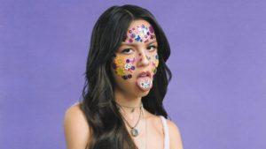 Olivia Rodrigo's cover for her debut album Sour.