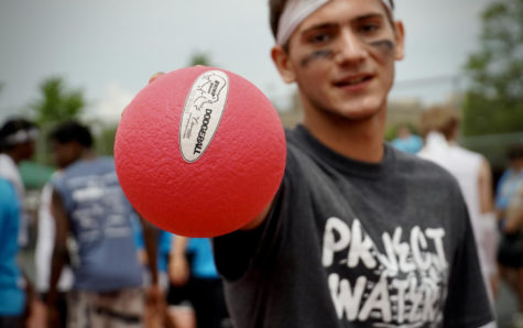 Project Water Dodgeball Highlights