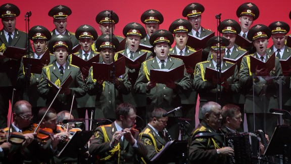 Pop Music and the Russian Army