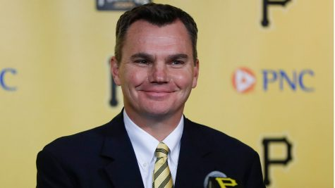 Pirates GM Ben Cherington hopes to be the answer to the team