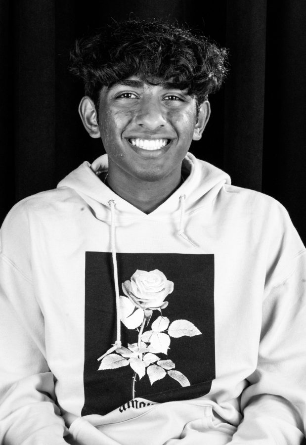 Manas is a Junior at NASH. Outside of the Uproar, he plays tennis all over the country. He also likes to hang out with his friends and family when available. Manas is very interested in Journalism and hopes to pursue it as a major in college.
